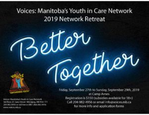 Voices Network Retreat @ Camp Arnes